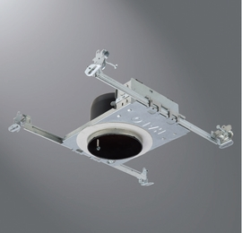 "HALO H245ICAT 4"" Ultra-Shallow Recessed New Construction Housing"
