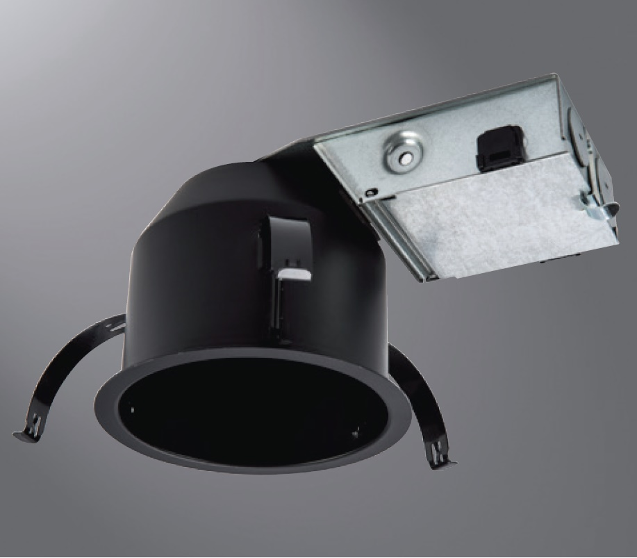 """HALO H245RICAT 4"""" Ultra-Shallow Recessed Remodel Housing"""