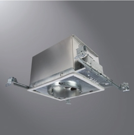 Halo 6 led slope ceiling recessed housing halo hl618tat 6 inch led slope ceiling recessed housing non ic air tite aloadofball Images