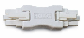 "HALO HU107P 1-1/2"" Male-to-Male Connector,White"
