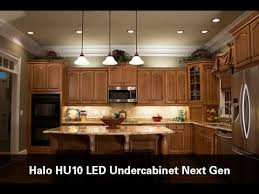 Halo LED Undercabinet 120V,Dimmable 90CRI