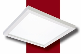 "HALO SMD6S6927WH 6"" Square Surface Mount Downlighting"