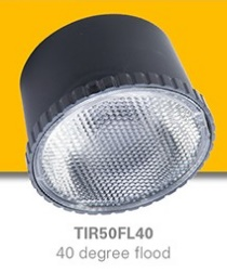 HALO TIR50FL40 ML4 Optics 40 Degree Flood (Use with ML4 LED)