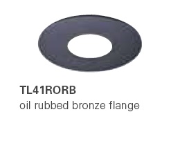 HALO TL41RORB 2�Round Pinhole Oil Rubbed Bronze  (Use with ML4 LED)