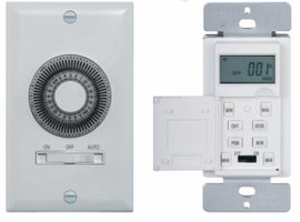 IN-WALL TIMERS