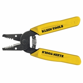 Klein Tools 11045 Wire Stripper/Cutter (10-18 AWG Solid)