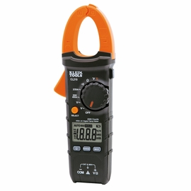 Klein Tools CL210 Digital Clamp Meter AC Auto-Ranging Temp