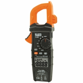Klein Tools CL600 Digital Clamp Meter AC Auto-Ranging 600A