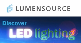 LUMENSOURCE LED BULB (DISCOVER LED LIGHTING)