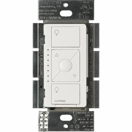 Lutron PD-5NE Caseta Phase Selectable Dimmer (neutral connection required)