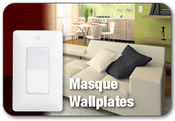 TAYMAC MASQUE WALLPLATES