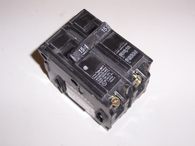 MURRAY 2 Pole Plug-In MP-T Type Circuit Breaker