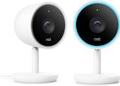 Nest NC3200US Nest Indoor Camera IQ 2 Pack