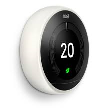 Nets T3017US Nest Learing Thermostat 3rd Generation White