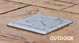 OUTDOOR FLOOR BOXES