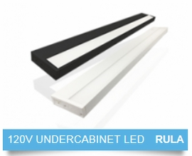 Rayon Lighting Rula LED Undercabinet