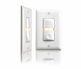 RESIDENTIAL WALL SWITCH SENSORS & TIME SWITCHES