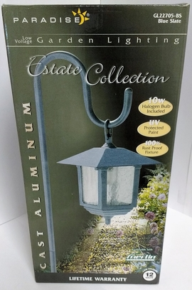 RWES GL22705BS(BLUE SLATE) LOW VOLTAGE GARDEN LIGHTING - MISSION