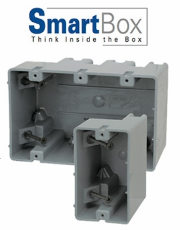 "SMART ""THINK INSIDE THE BOX""  ELECTRICAL BOXES"