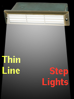 STEP LIGHTS THIN LINE