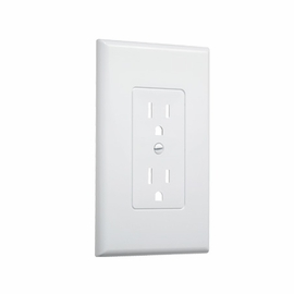 TayMac 2500   Masque Grounded Duplex Wall Plate