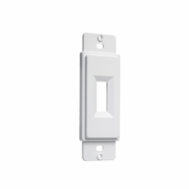 TayMac AD40W Masque Toggle Switch Wall Plate Adapter