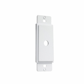 TayMac AD42W Masque Rotary Dimmer Wall Plate Adapter