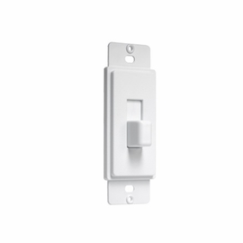 TayMac AD70W Masque Toggle Switch Cover-Up Wall Plate Adapter