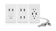 Leviton USB Charger Devices
