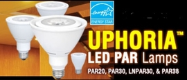 Ushio PAR And R LED Lamps