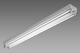 Utopia S-4-232-UNV Fluorescent Strip Light