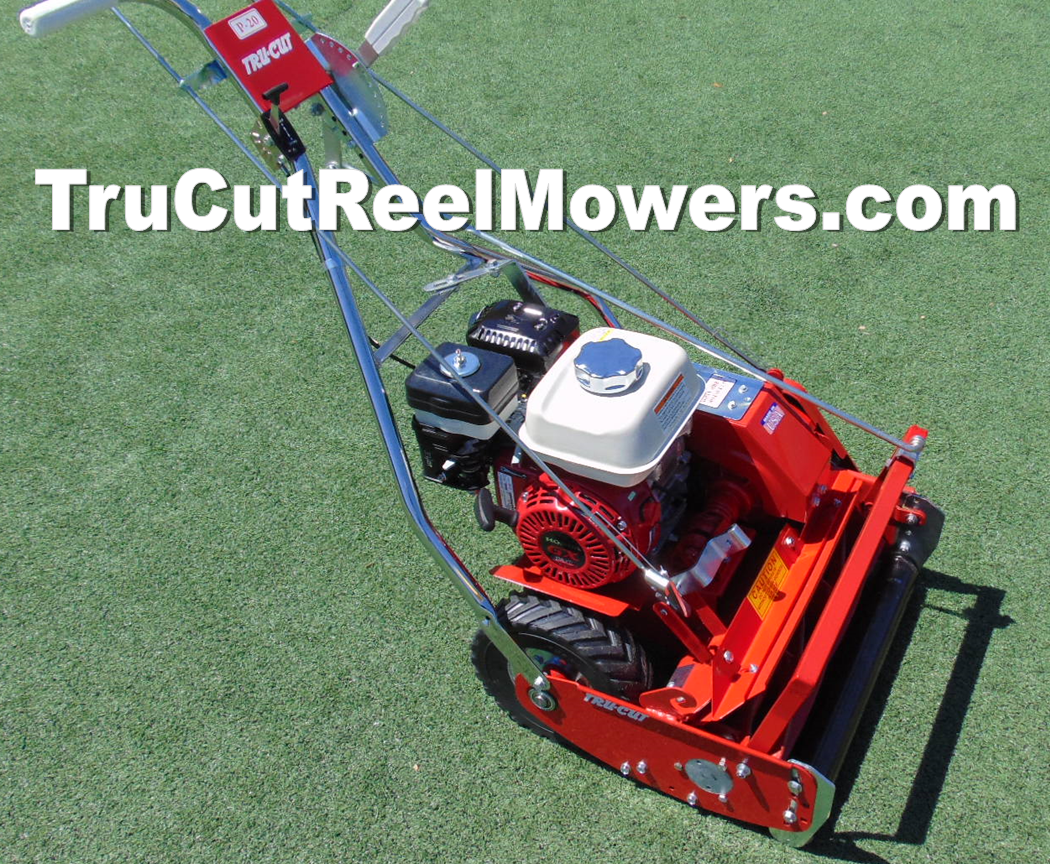 20 Quot 7 Blade Professional Mower With Honda Industrial