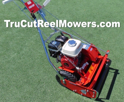 "20"" 7-Blade PROFESSIONAL Mower with Honda Industrial-Series Engine and Factory-Installed Front Reel Roller"