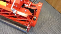 "Optional 25"" TRU-CUT Front Roller Attachment"