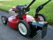 "TRU-CUT 21"" INDUSTRIAL-SERIES Rotary Mower"