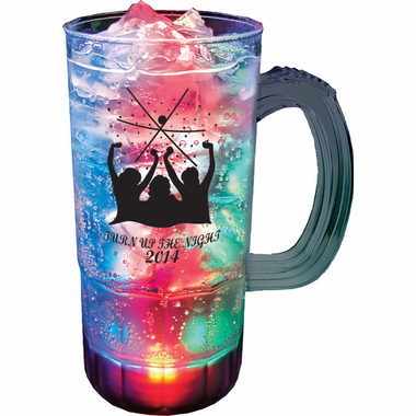 3 Way Flashing Mug - 22 oz.