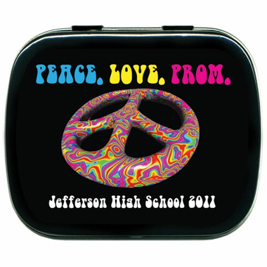60s Prom Custom Mint Tins