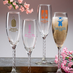 60th Birthday Party Favor Champagne Glass