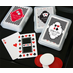 A Lucky Pair Playing Cards Deck - Personalization on Sticker only