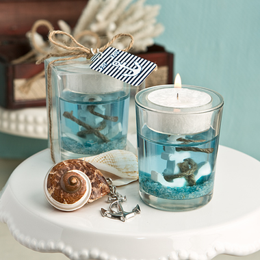 Anchor Gel Candle