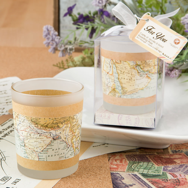 Around the World Theme Party Candles
