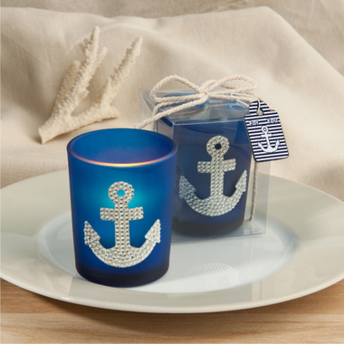 Anchor Gift Candle