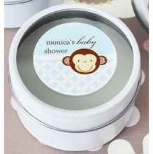 Baby Monkey Favors Shower Candle