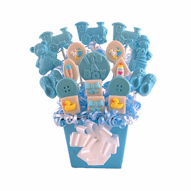 shower boy centerpieces candy table decorations, Baby shower invitation
