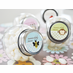 Baby Shower Favor Animals Jars