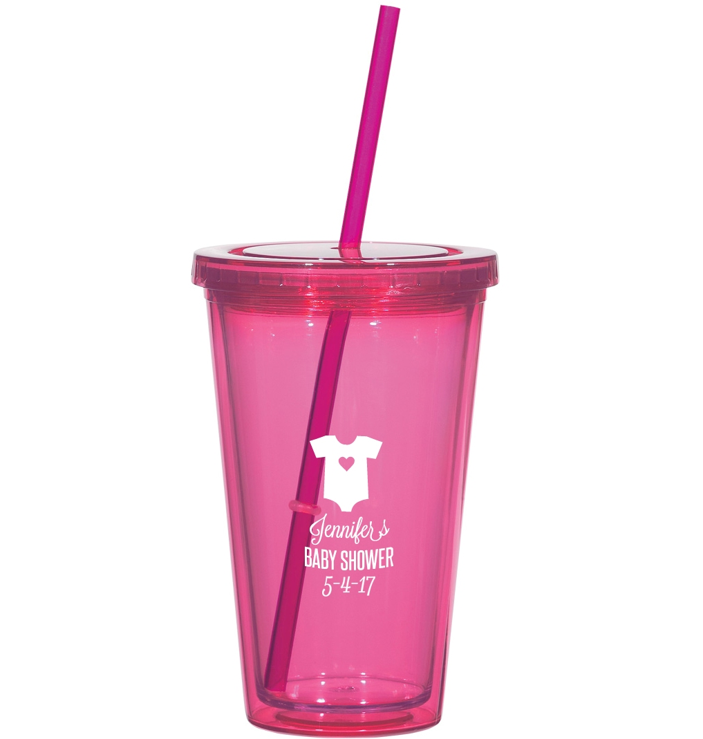 Baby Shower Tumblers