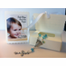 Baptism Christening Favors Photo Mini Rosary Box