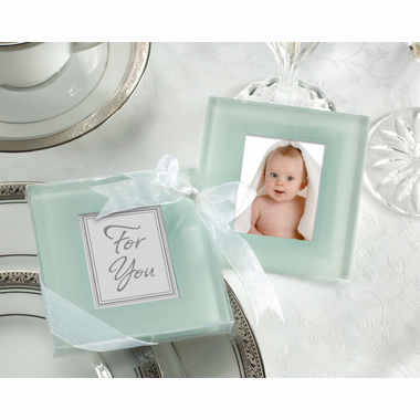 Baptism Photo Coasters