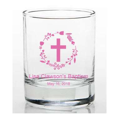 Baptismal Candle Holder