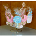 Beach Wedding Theme Centerpieces - Cookies & Stand
